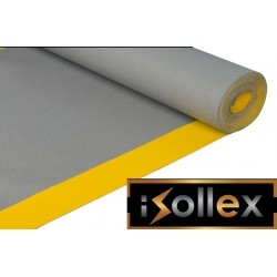 2 Mm Gri Renk / Sarı Şeritli 10 Kv İzole Halı
